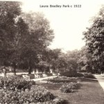 Laura Bradley Park Peoria ca. 1922(Art Work of Central IL Cities,1922)