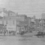 Peoria Flood, ca. 1917(provided by Jeff Schlatter)